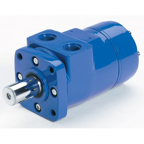 Char-Lynn (Eaton) 103-1572-012 - Hydraulic Geroler Spool Valve Motor - S-Series 103, 8.8 in³/r Displacement, 394 rpm Continuous, 2347 in-lb Continuous, 1900 psi Continuous, 15 gpm Con