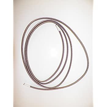 amazon com 3  16 u0026quot  braided stainless steel expandable flex braid safety wire