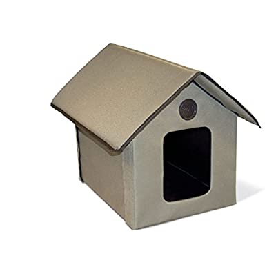 K&H Manufacturing Outdoor Kitty House (Heated & Unheated)