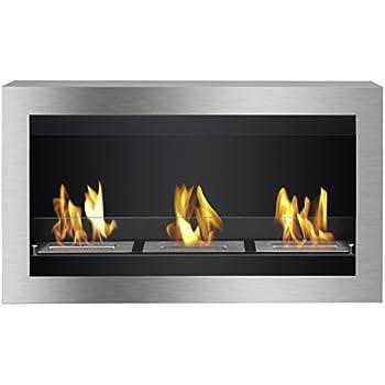 Amazon.com: Nu-Flame Fiamme Ethanol Fireplace: Nu-Flame: Home ...