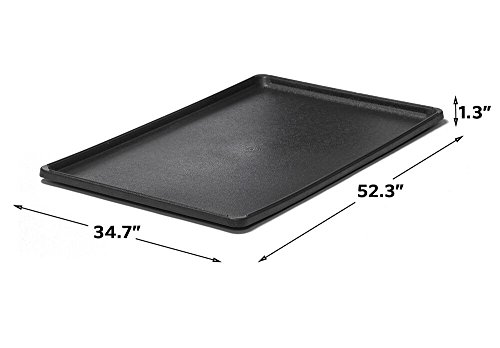 Replacement Pan for 54'' Long Midwest Dog Crate (SL54DD) by MidWest Homes for Pets (Image #2)