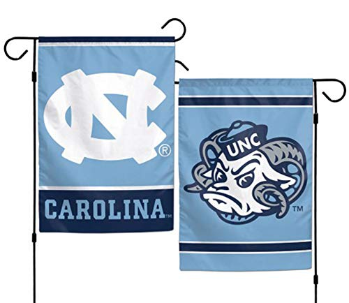 WinCraft NCAA University of North Carolina 12x18 Inch 2-Side