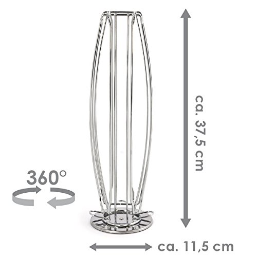 5503 distributeur de capsules de caf/é jusqu/'/à 40 capsules bremermann/® Support pour capsules de caf/é /« Nespresso /»