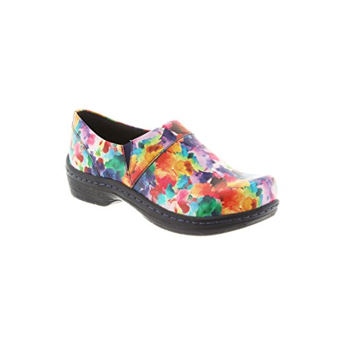 Klogs Usa Mujeres Mission Clog Watercolor