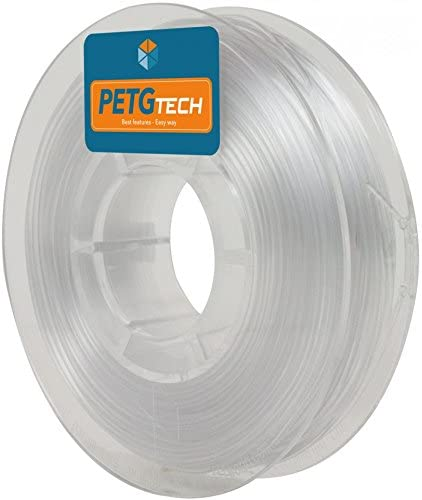 FFFworld 250 g. PETG Tech Transparente 1.75 mm.: Amazon.es ...