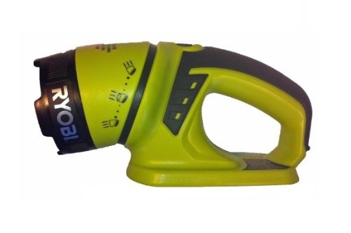 Ryobi Light 18V ONE+ Lithium Ion Work Light (battery and charger not included) (Ryobi 18 Volt Flashlight Bulb)