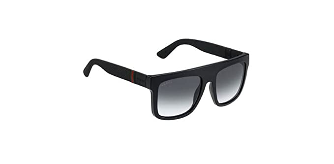 8e10feb460b Image Unavailable. Image not available for. Colour  Gucci Men s GG 1116S Shiny  Black