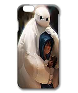 iPhone 6 Plus Case,Cheap PC 3D Designed Phone Case for iPhone 6 Plus with Big Hero 6 Pattern by iCustomonline