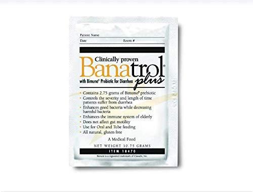 Medtrition | Banatrol Plus - Banana Flavor (75 / 10.75g Packets)