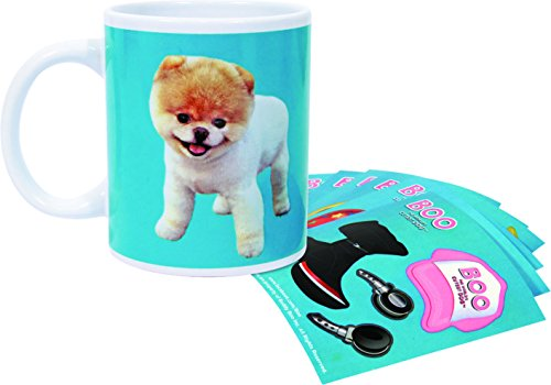 Boo The Dog Dress Up Mug