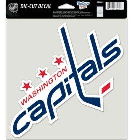 Washington Capitals Die-Cut Decal - 8