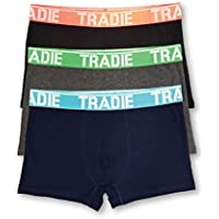 Tradie 3Pck Trunks