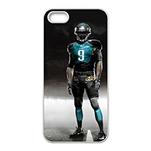 Jacksonville Jaguars iPhone 4 4s Cell Phone Case White persent zhm004_8489777