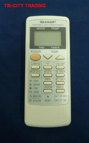 Sharp SHARP CRMC-A705JBEZ INFRARED REMOTE CONTROL by Sharp
