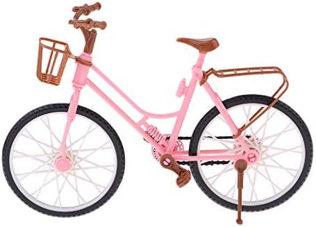 Amazon.es: P PRETTYIA Miniatura Bicicleta Escala 1/6 Accesorios Juguete Pretender para Niños - #4: Juguetes y juegos