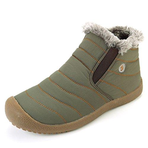 Fur Lined Shoe Bag - 9