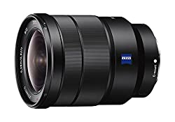 Sony 16-35mm Vario-tessar T Fe F4 Za Oss E-mount Lens (International Model) No Warranty