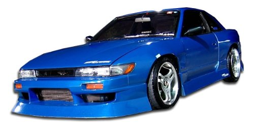 (Duraflex Replacement for 1989-1994 Nissan 240SX S13 Silvia S13 Conversion Type U Kit - 4 Piece )