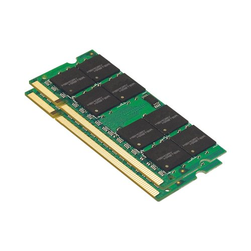 Memory Master 4 GB (2 x 2 GB) DDR2 667MHz PC2-5300 Notebook SODIMM Memory Modules (MMN4096KD2-667)