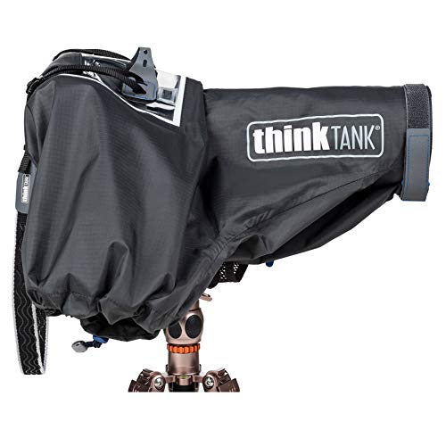 Think Tank Photo Hydrophobia D 70-200 V3 Camera Rain Cover for DSLR Camera with 70-200mm f/2.8 Lens by Think Tank (Image #3)