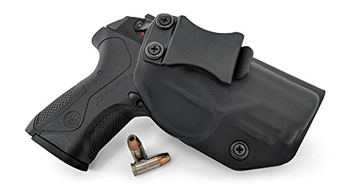Concealment Express IWB KYDEX Gun Holster: fits Beretta PX4 Storm Compact 9/40 - Custom Molded Fit - US Made - Inside Waistband Concealed Carry Holster - Adj. Cant & -