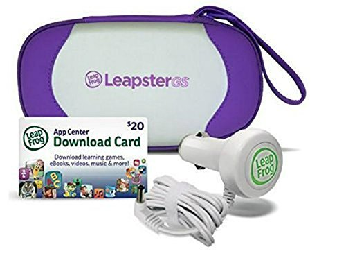 Leapster GS Travel and Play Accessories by LeapFrog