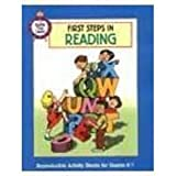First Steps in Reading K-1, Troll Books Staff, 0816739358
