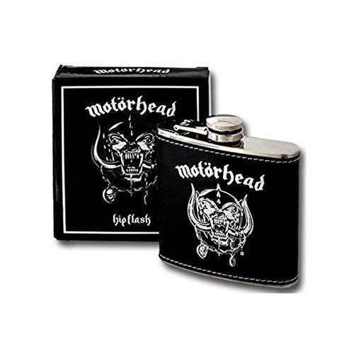 Motörhead Platte man, staal, zwart, 11x9x2,5 cm
