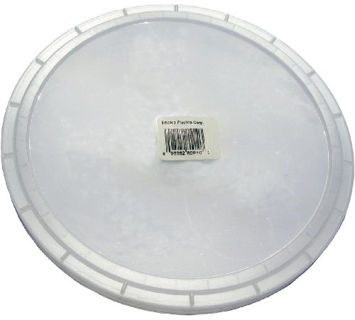 Mix N Measure Container - Encore Plastics 80900 Mix'N Measure Lid, 5-Quart
