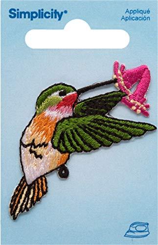 Buy hummingbird patch large