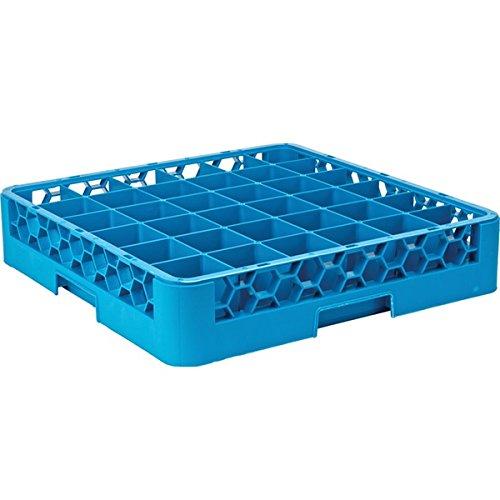 Carlisle  (RG3614) 36 Compartment Full Size OptiClean Glass Rack [Set of 6]