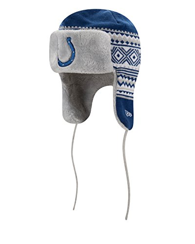 545f51b84b7 Indianapolis Colts Team Trapper Hat – Football Theme Hats