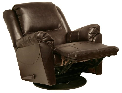 Maverick Recliner Java/Swivel Glide by Catnapper