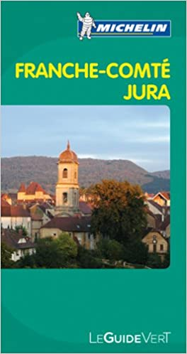 Livres gratuits Guide Vert Franche-Comté, Jura pdf ebook