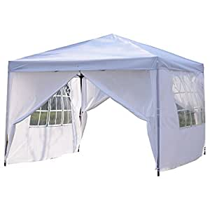 Amazon Com Mcombo Ez Pop Up Wedding Party Tent Folding