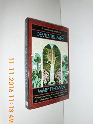 Devil's Trumpet (Gardening Mysteries)