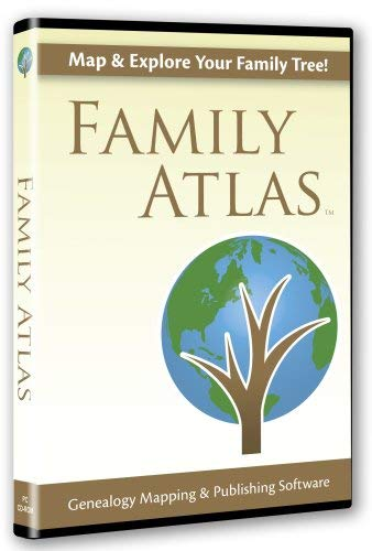 - Family Atlas Genealogy Mapping Software