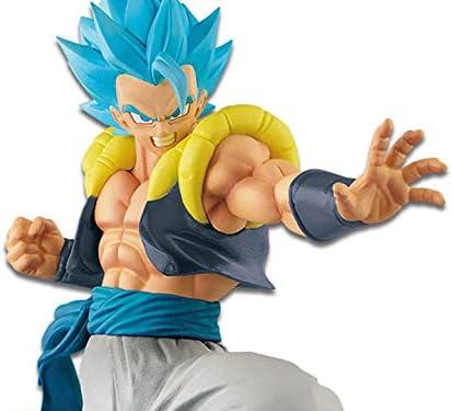 Banpresto Dragon Ball Super Movie Broly Ultimate Soldier Statue DBZ