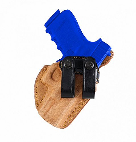 Galco Royal Guard Inside the Pant Holster (Black), Glock 27, Right Hand