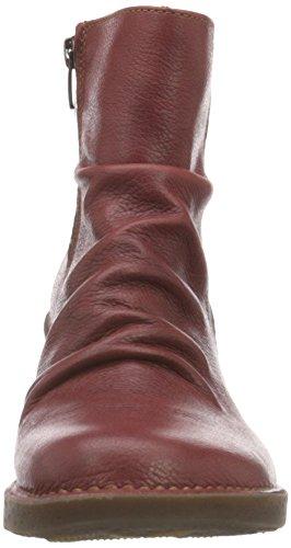 Stivali Leggera Amarante Imbottitura Bassi con Rosso Oteiza Donna Art 5zXqpp