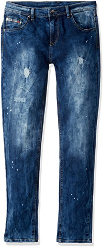 Diesel Big Boys' Straight Leg Jean, Authentic Jeca, - Jeans Diesel Kids