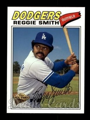 Amazoncom 2004 Topps All Time Fan Favorites 27 Reggie Smith Los