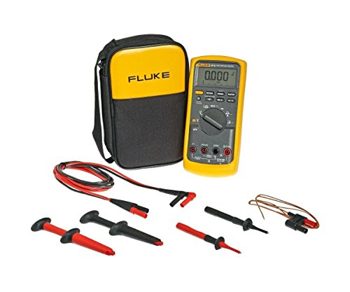 Fluke 87V/E2 Industrial Electrician Combo Kit by Fluke