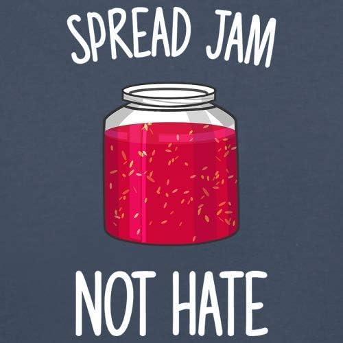 9 Colours 1-13 Years Spread Jam Not Hate Kids Hoodie
