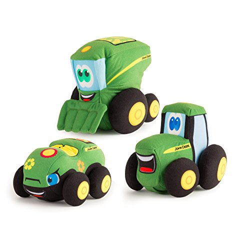 TOMY Johnny Tractor and Friends 7
