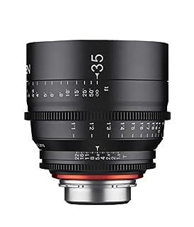 Rokinon Xeen XN35-C 35mm T1.5 Professional Cine Lens for Canon EF (Black) (B01BMESGR6)   Amazon price tracker / tracking, Amazon price history charts, Amazon price watches, Amazon price drop alerts