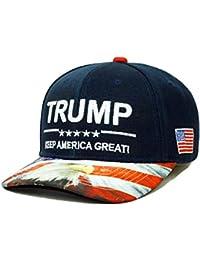 dbee4d83391 Embroidery Hat Adjustable 45 President USA Eagle Baseball Cap