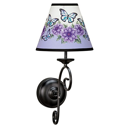 Butterfly Floral Wireless Battery Operated