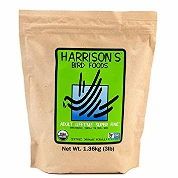 Harrison's Adult Lifetime Super Fine 3lb (All The Best Fine Foods)