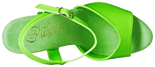 Pleaser KISS-209UV KISS209UV/NGN/M Neon Green/Green